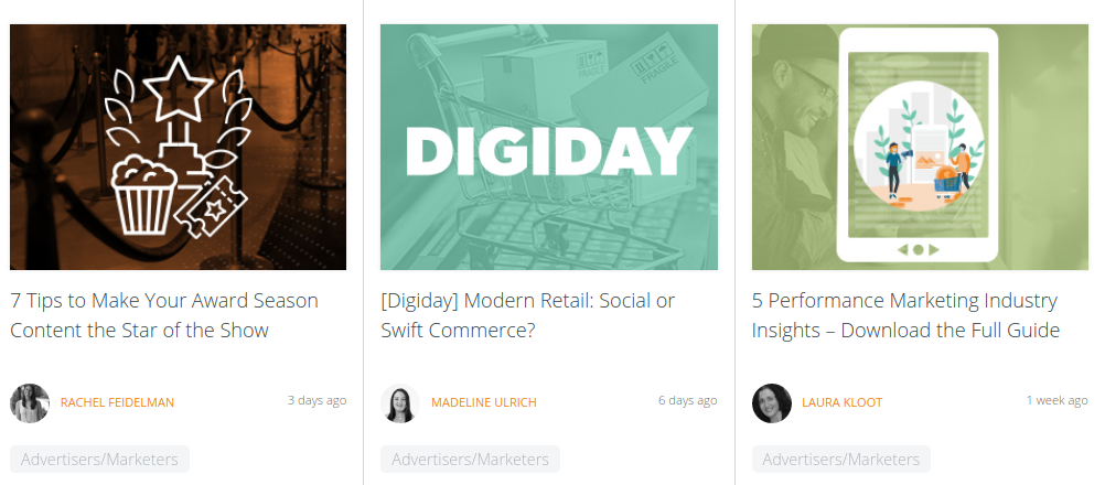 Outbrain Guest Posts